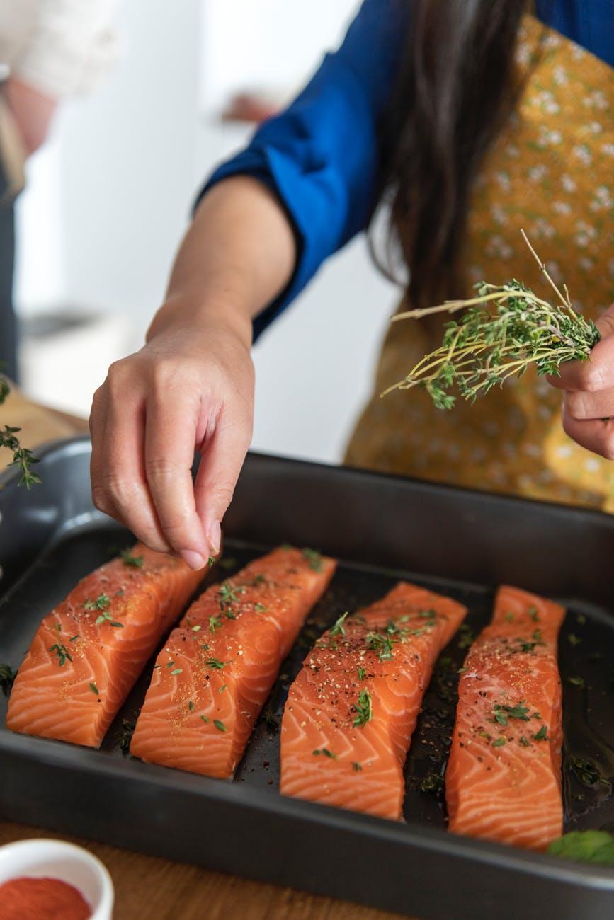 Sådan tilbereder du mad med høj næringsværdi